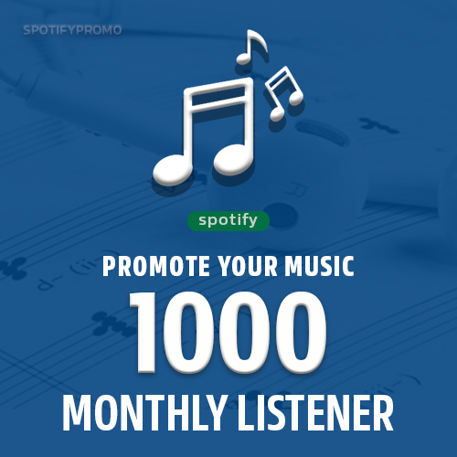 Exclusively 1000+ Monthly Listeners Promotion For Art...