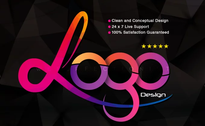 Design 2 Professional Unique Modern Business Logo
