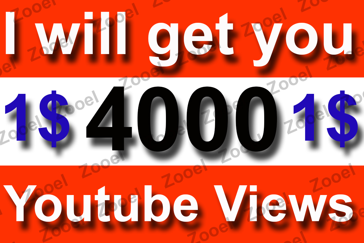 Get You 500+ YouTube Subscribers safely