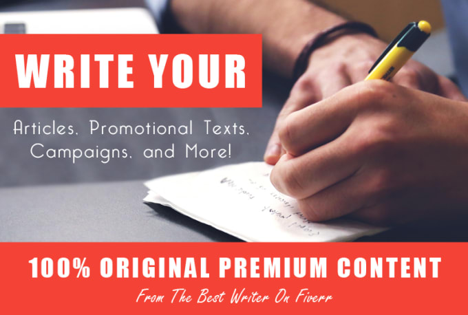 Write 1000 Word Business Article In 1 Day