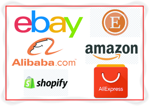 Marketing Promotion For Shopify Amazon Ebay Alibaba Aliexpress Brands Products