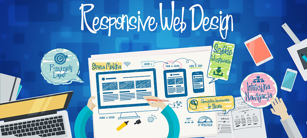 create  responsive Website