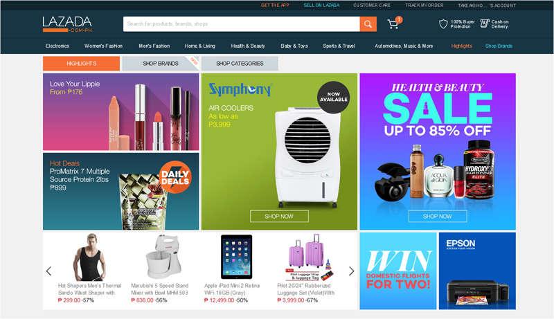 Create A Full E-commerce Website Builder Or Shopifys - eCommerce Platform Design and Development