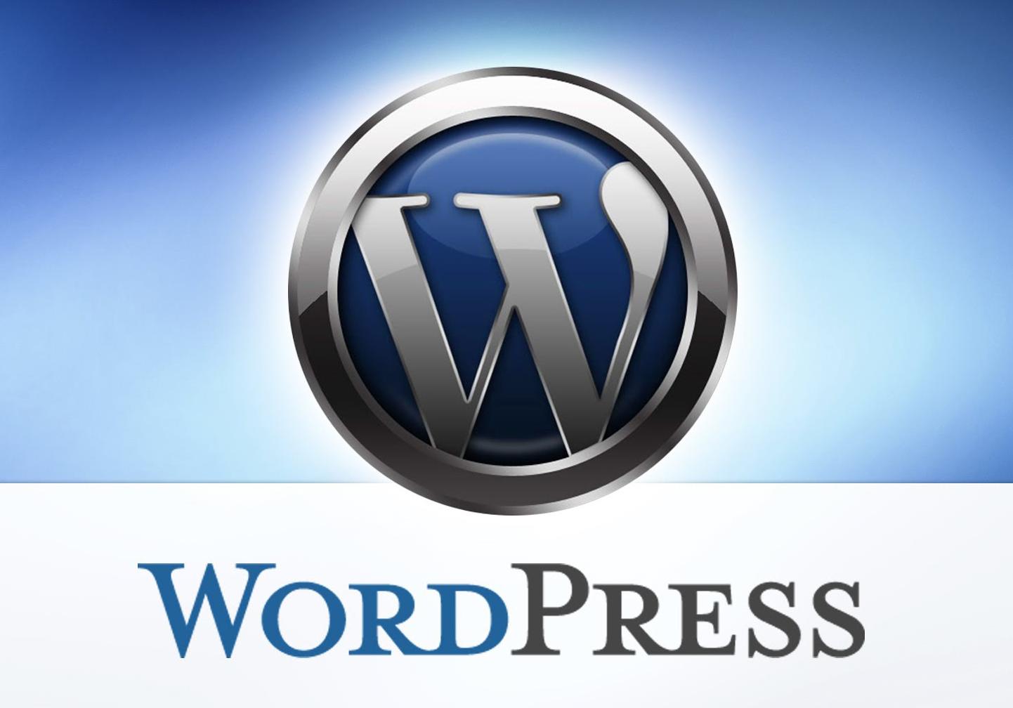 Create a professional website on WordPress