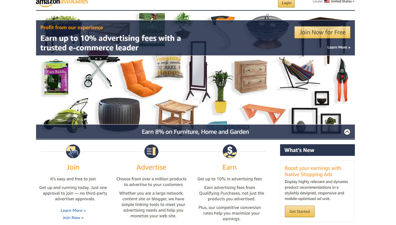 Create Make Money Amazon Niche Site Or Affiliate Website