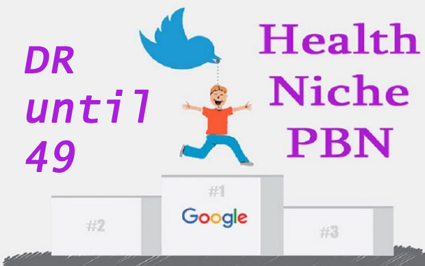 Backlink from High Domain Rating Sites for Health Niche