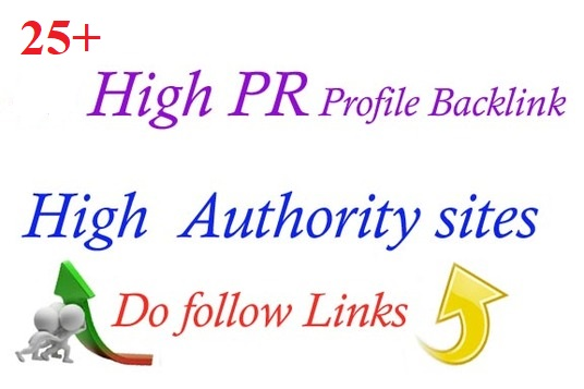 gives you 25 profile Backlinks