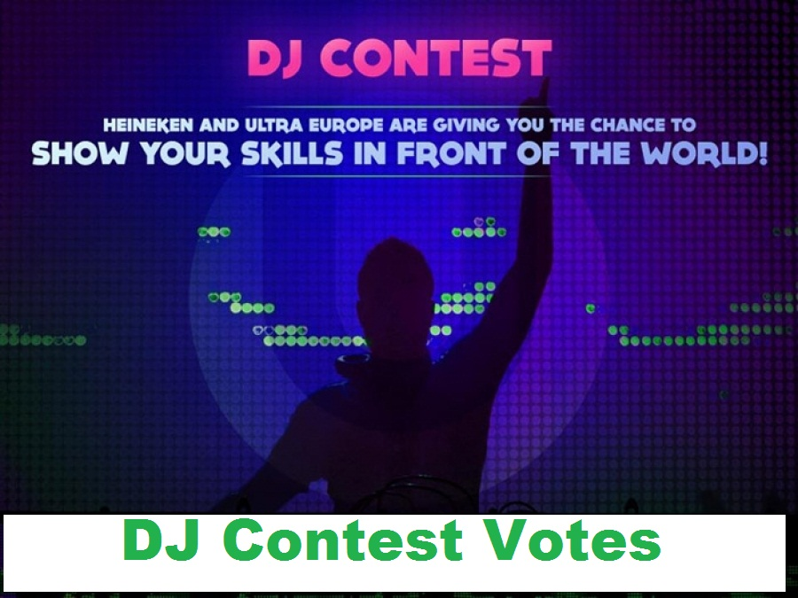 Get 100 Ultra Europe DJ Contest Votes With Guarantee Win