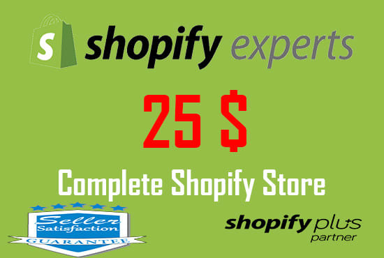 Make Shopify Dropshipping Store