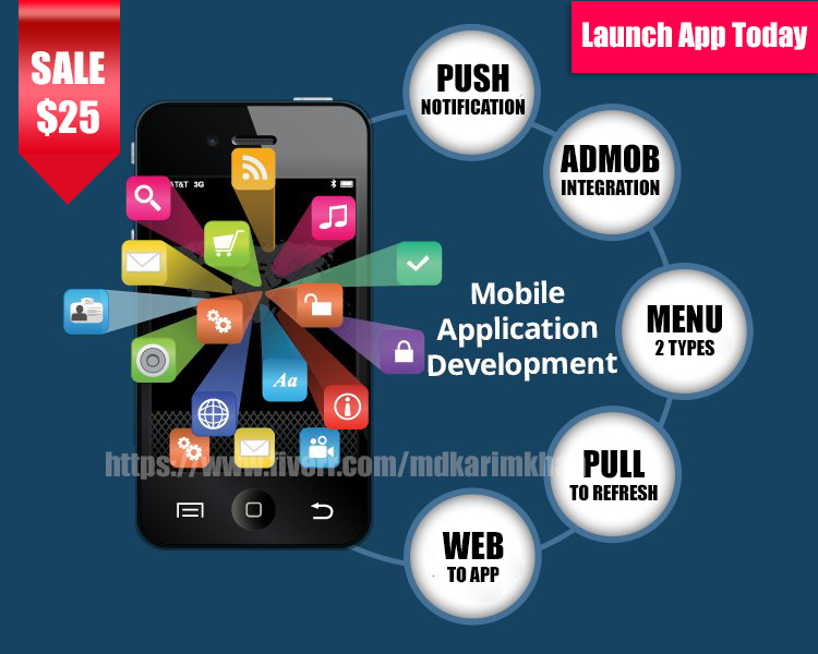 Create An Android App With Admob And Push Notification