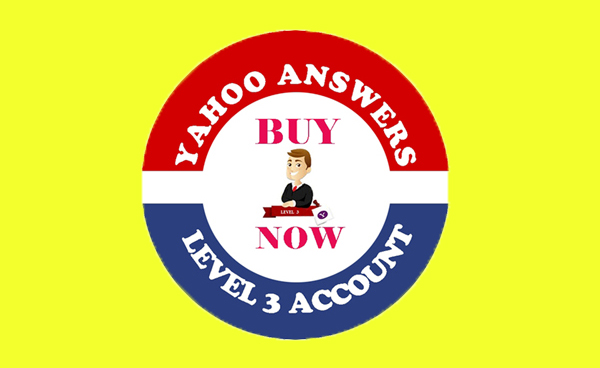 Yahoo Answer Level 02, Level 03 Account Crated by Manual Process