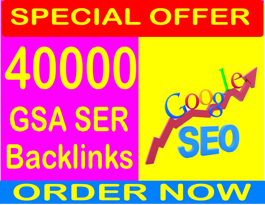 Do 400,000 Authority Quality GSA SER Verified Backlinks for SEO Ranking