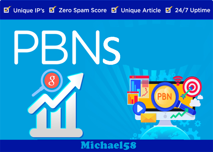 Create 15 HQ PA/DA TF/CF Homepage PBNs Backlinks On Your Website