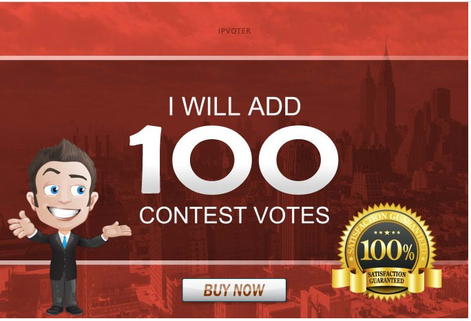 Add Amazing 100 Votes To Your Online Contest Within 1...