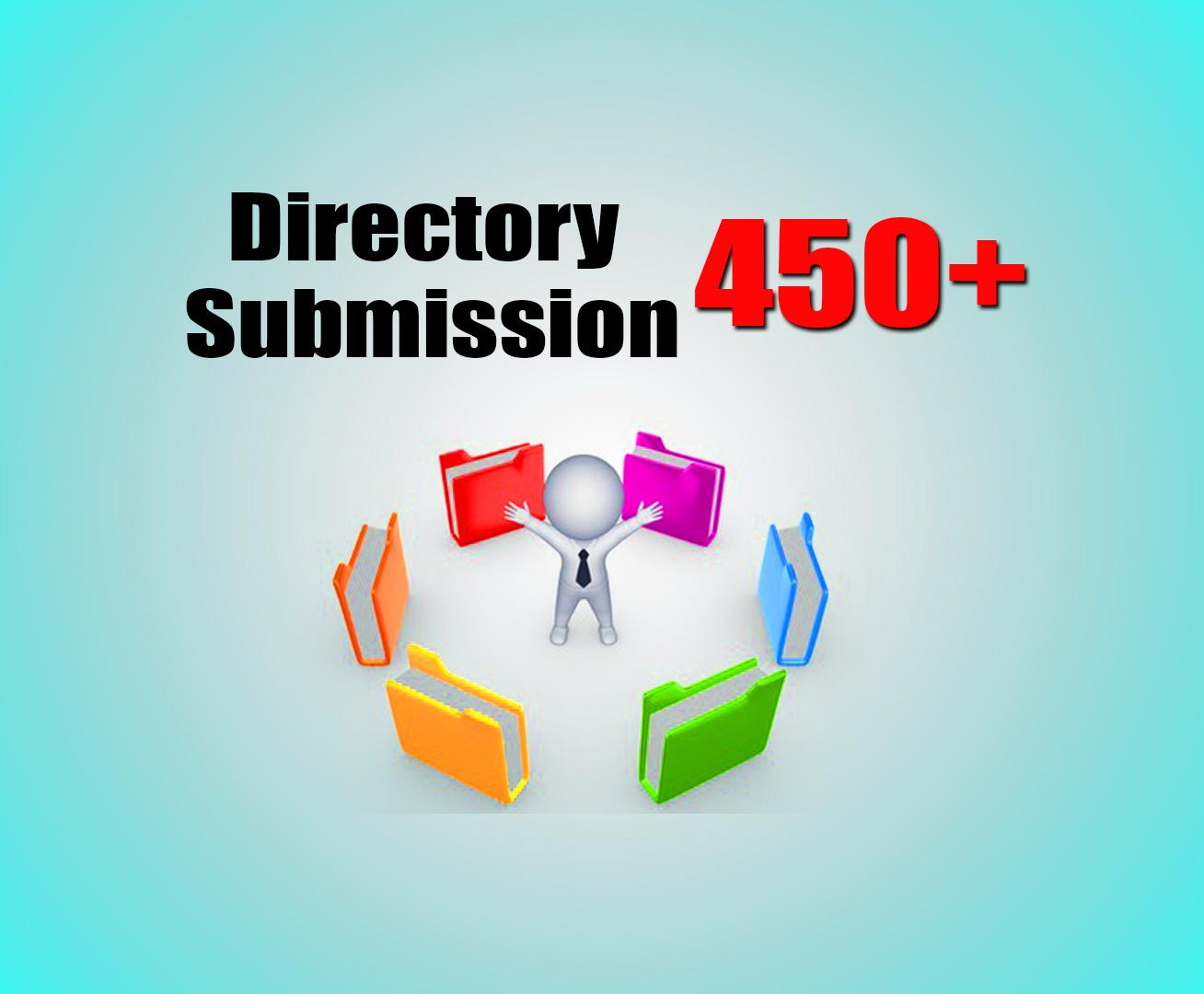 450+ Directories in just 2 Hours