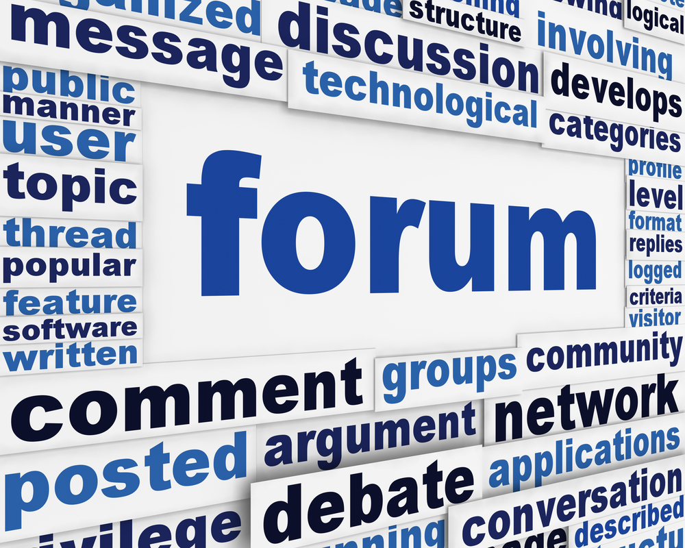 Create a high quality forum profile link 5000
