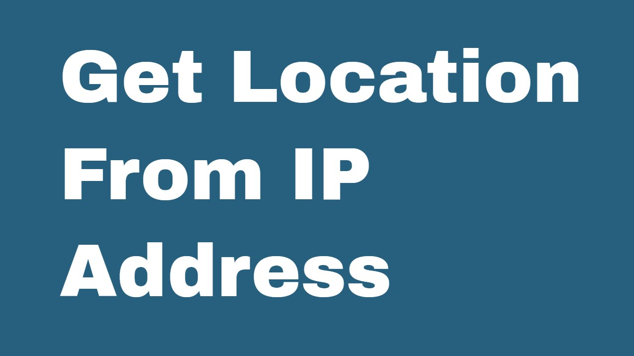 Sharp C # class to find the country and location of visitors from the IP address