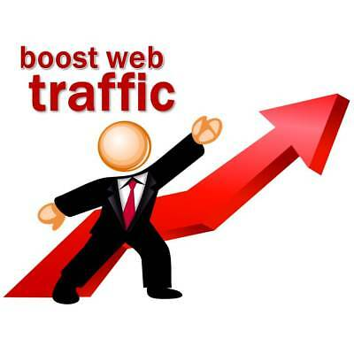 2,000,000+ keyword targeted low bounce rate real human traffic