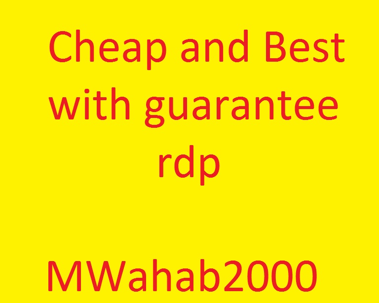 3-GB-ram-RDP-with-50-GB-SSD-Storage-For-a-Month-With-Money-Back