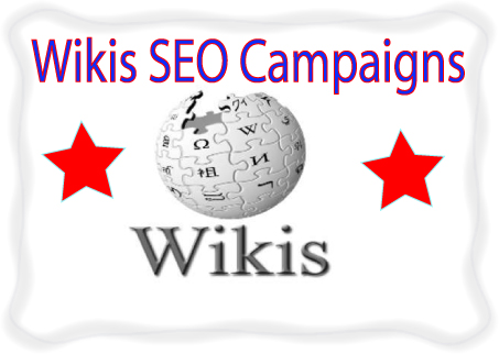 Wikis SEO campaigns-300. edu.-5000 Wiki Article Submi...