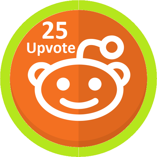 High Quality 25+ World Wide Reddit Upvote