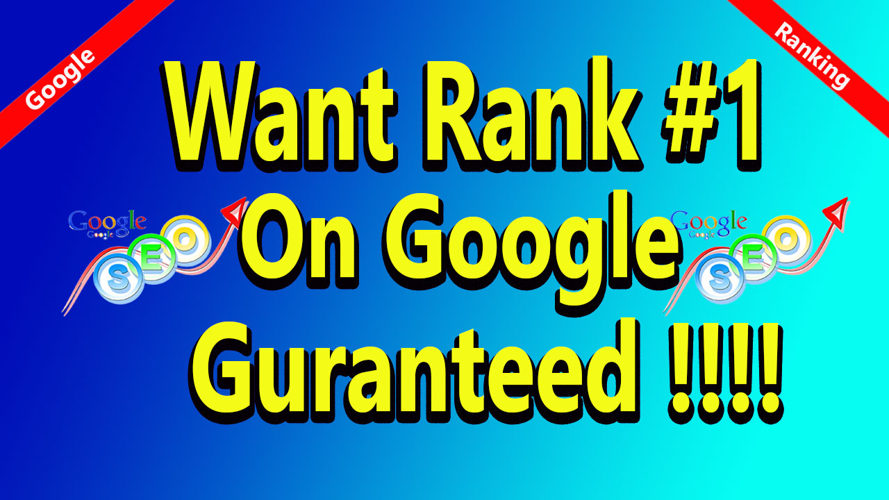 Do Boost Your Google Ranking to Top Page 1 and analysis your website details