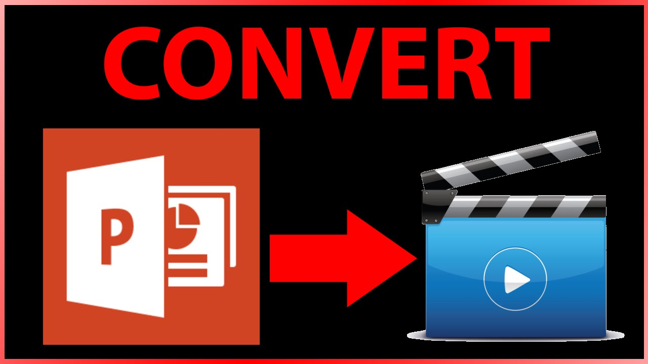 CONVERT POWERPOINT PRESENTATION INTO VIDEO AND ADD VOICE-OVER