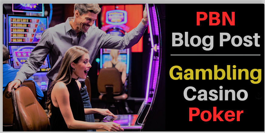 50 CASINO, GAMBLING,POKER related high quality pbn blog post And will add my premium Indexer