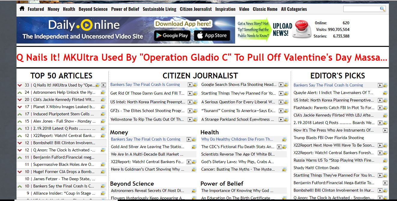 Publish Guest Post on Beforeitsnews.com DA 71 TF 25 News Blog
