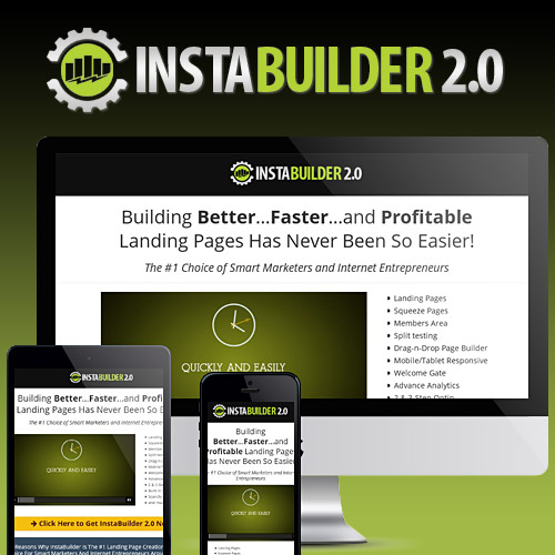 Install Instabuilder 2 and Paid membership Pro plugin