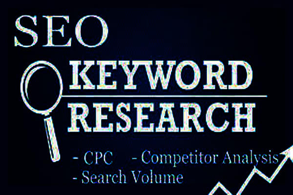 send 10 keyword Research & competitor Analysis &a...