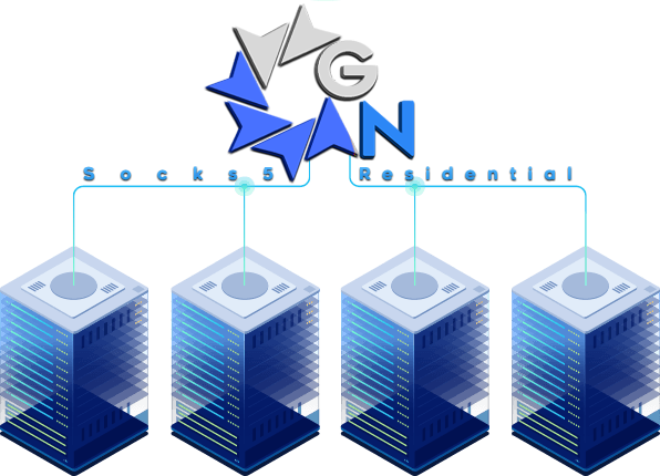 Residential IP Socks5 Static / Dynamic - Global Network