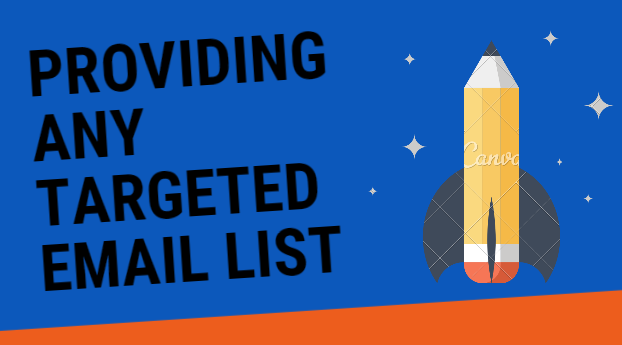 Provide Active Email List Any Targeted Keyword Or Niche