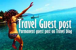 Travel Guest Post Links - Quality Blogs from Real Outreach