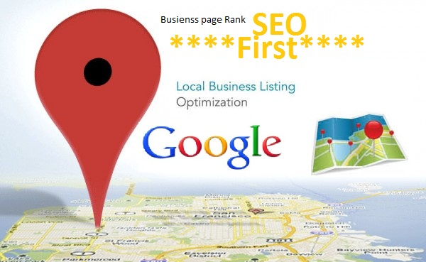 Google business page Promotion Local SEO rank work