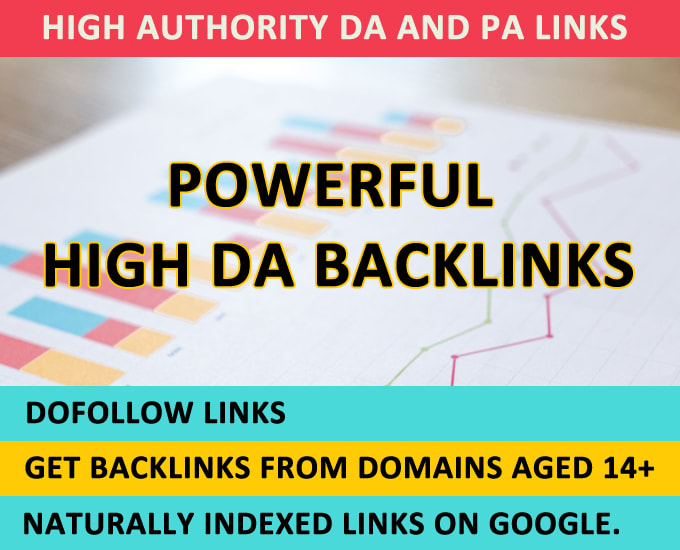 Provide High Da 8 Pbn Backlinks