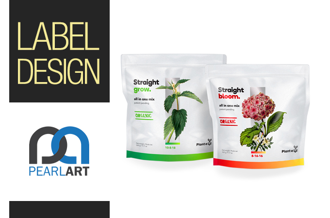 We are Design Attractive Product Label