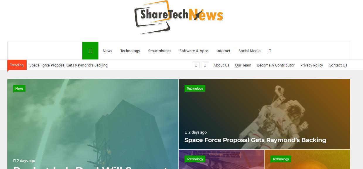 Add A Guest Post On Google News Approved Tech Business Site sharetechnews.com