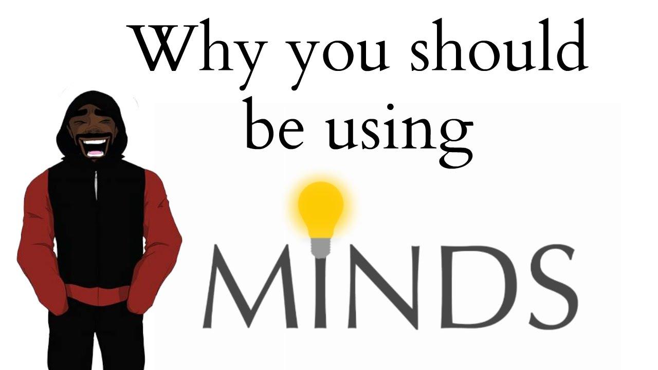 Write & Publish a guest post on Minds.com (DA 55, PA 63, PR 5)