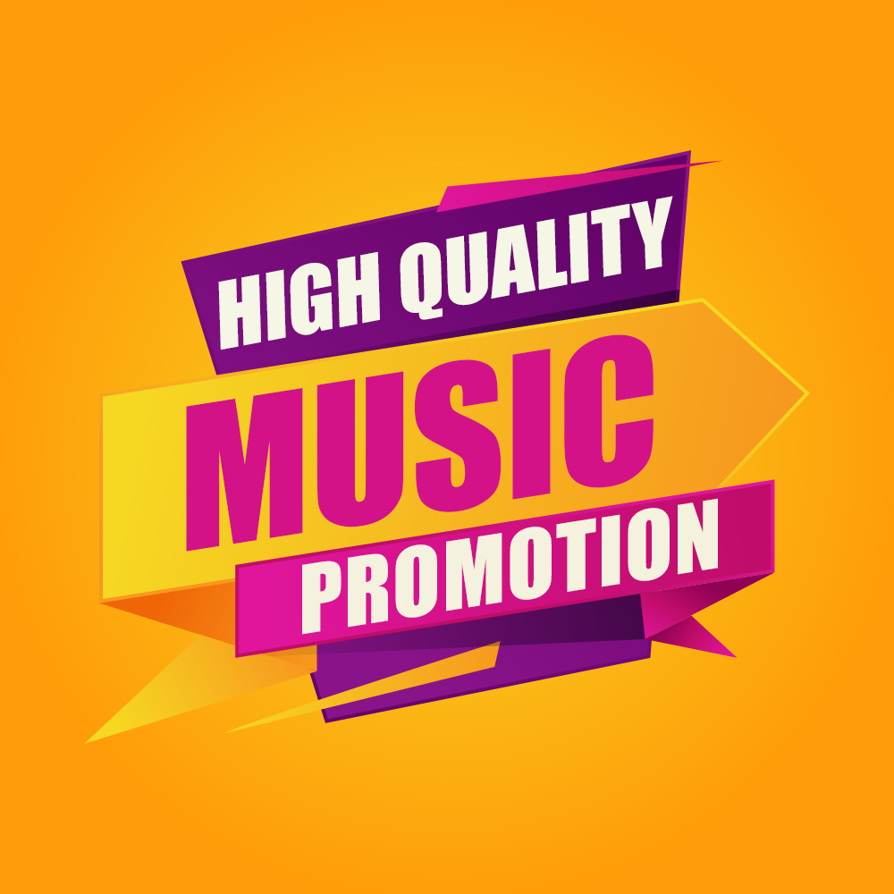 Two Hundred Thousand HQ Organic Music Promotion