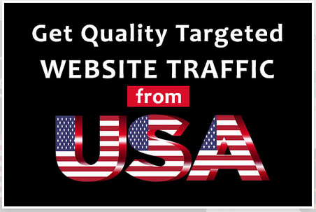 generate 10,000 targeted US web traffic for your website