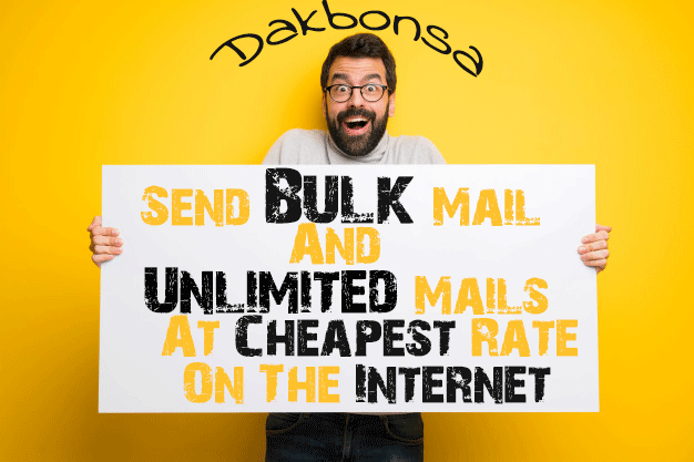 Send Bulk Mail And Unlimited Mails