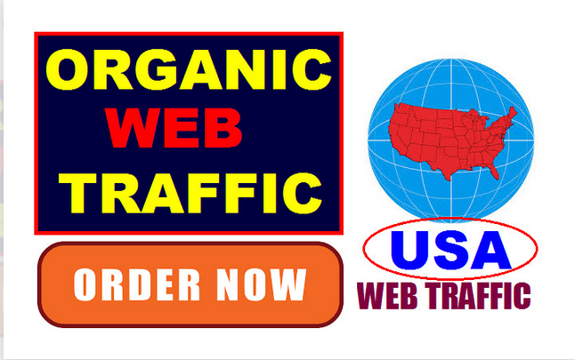 generate 5,000 US web traffic targeted to your website