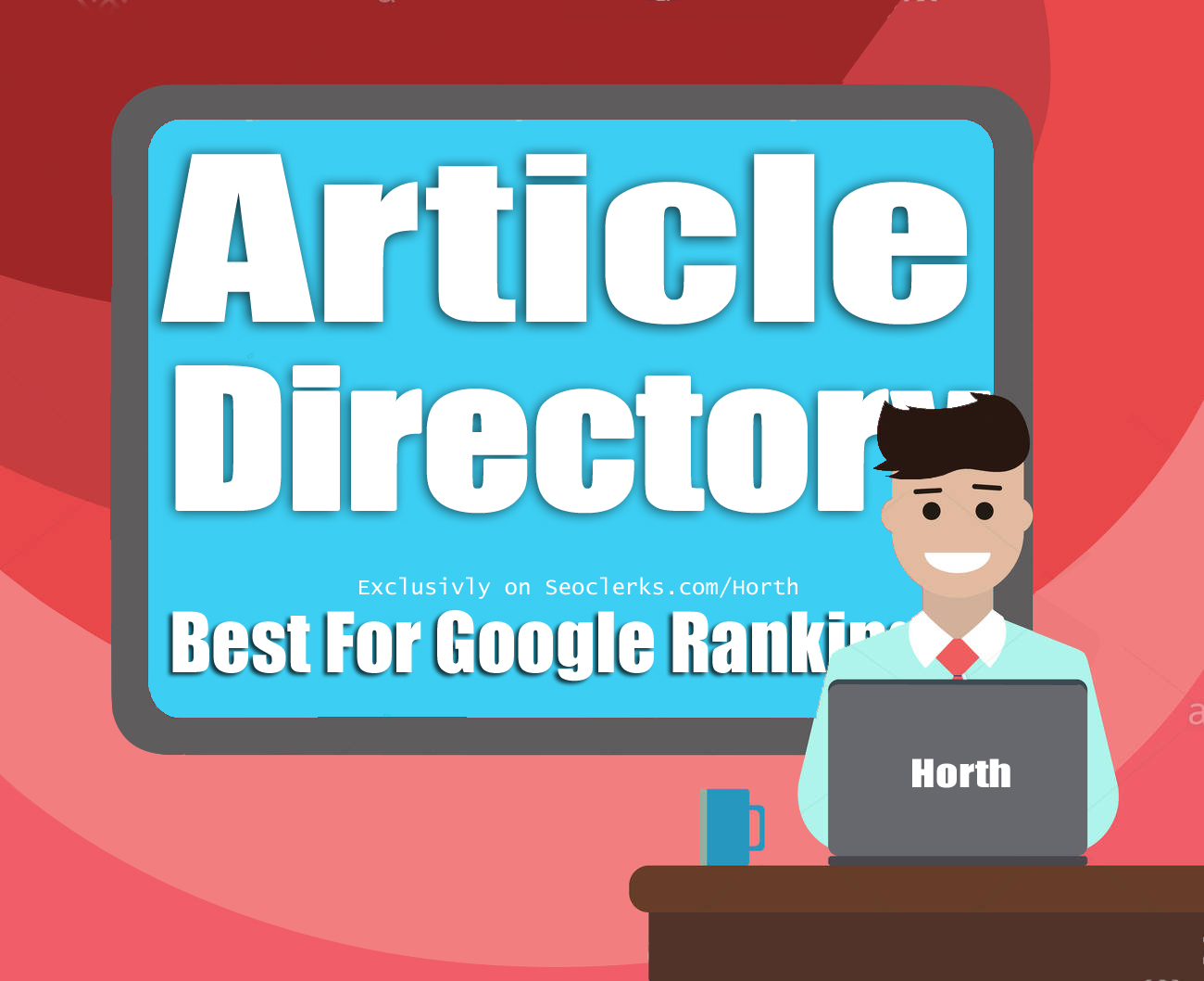 Do 150 Article Submission Directories Backlinks for website ranking with google top page