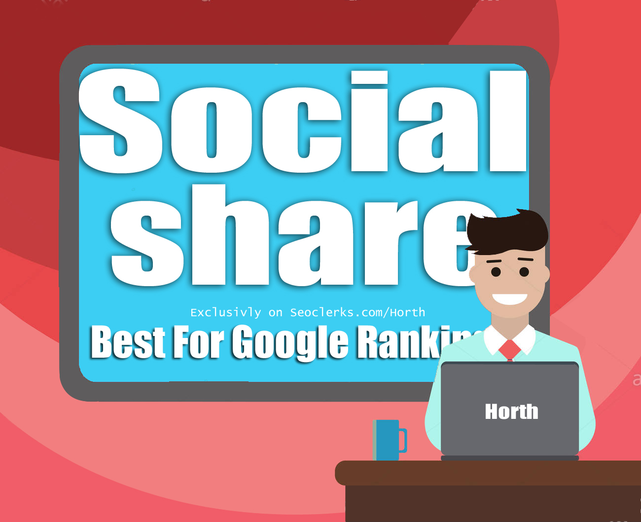 500 signal share for website or video from social site best ranking service
