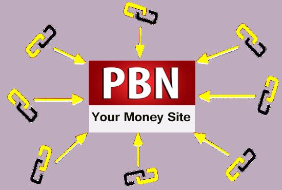 10 High quality homepage PBN Backlinks DA PA [20-80]