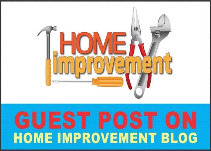 Publish Guest Post On DA69 Home Improvement Website for $10