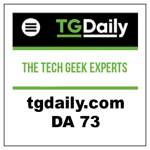 Publish Premium  guest post on Tgdaily. com DA 78, PA 73