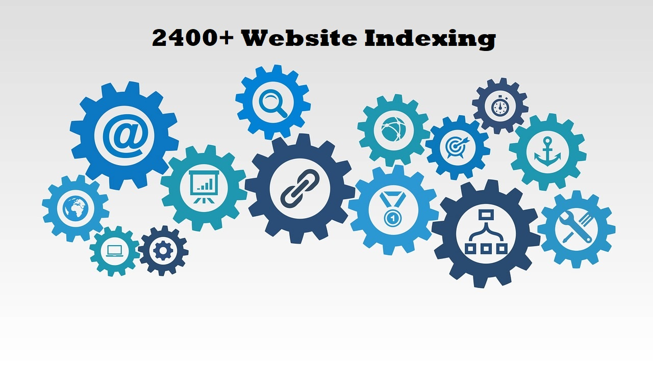 Index and Ping Your Website To 2400 Unique sites