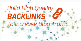 Do quality backlink and offpage seo